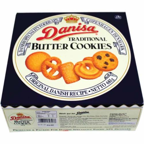 Danisa Butter Biscuits (681g)