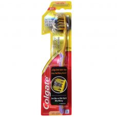 Colgate Toothbrush Characoal Gold