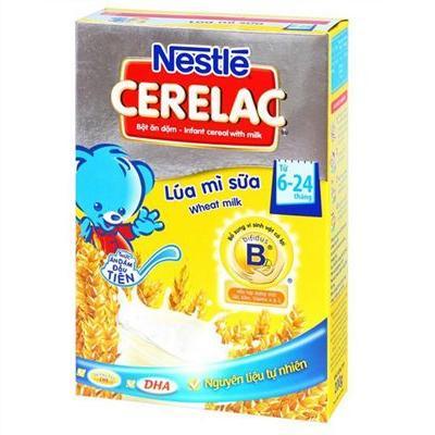 Nestle Wheat Milk