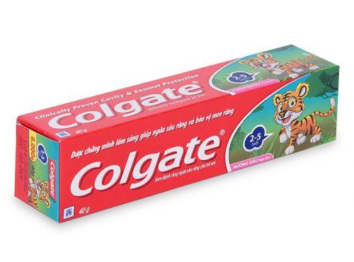 Colgate Tiger Kid Toothpaste
