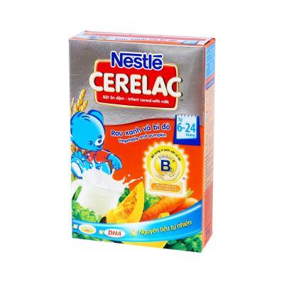 Nestle Cereals Vegetables Red Pumpkin