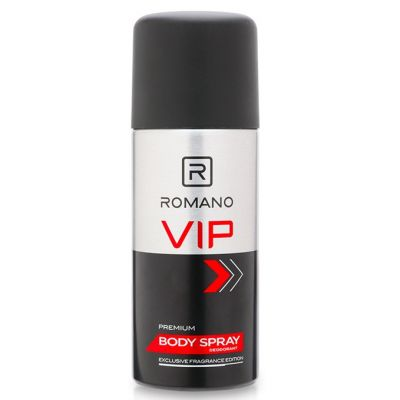 ROMANO ROLL ON VIP