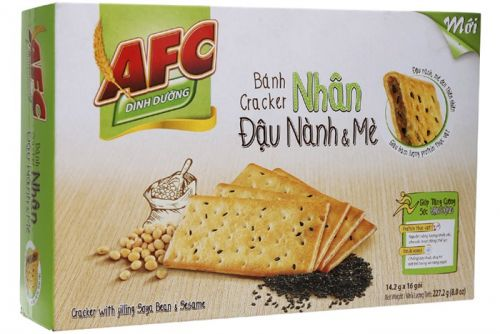 AFC Cracker Biscuits with Soybeans