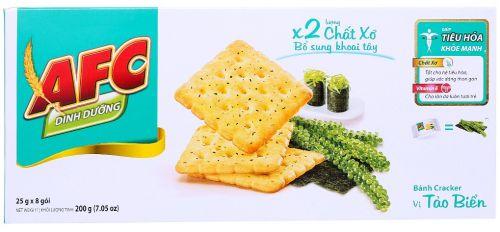 AFC Cookies Seaweed