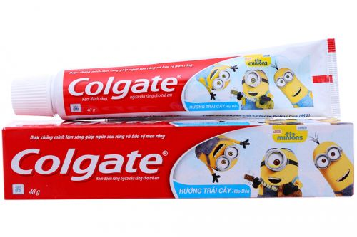 Colgate Minion Kid Toothpaste