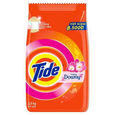 Tide washing powder with Downy 2.5kg