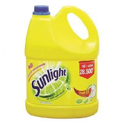 Sunlight Dishwashing Liquid Lemon 4kg