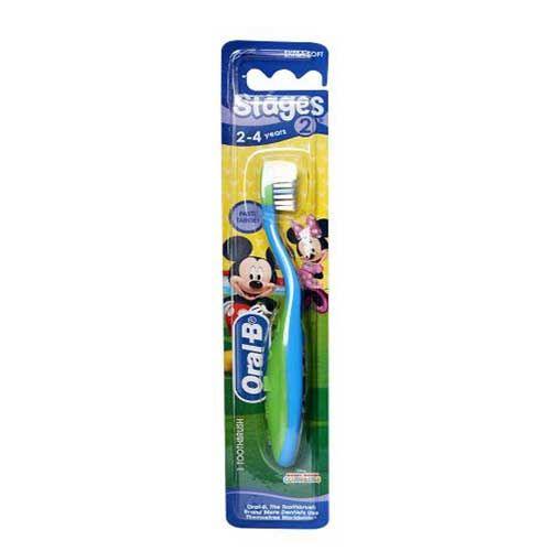 Oral B Stage 2 toothbrush