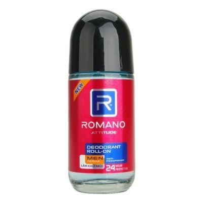 ROMANO ROLL ON ATTITUDE