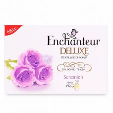 Enchanteur Deluxe Perfumed Soap Sensation