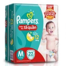 Diaper Pants Pamper Baby Dry
