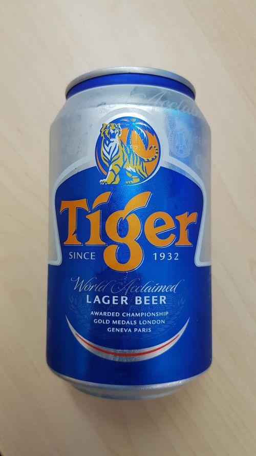 Beer Tiger 330ml