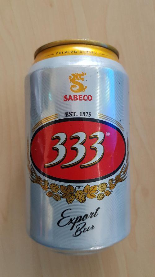 Beer 333 330ml