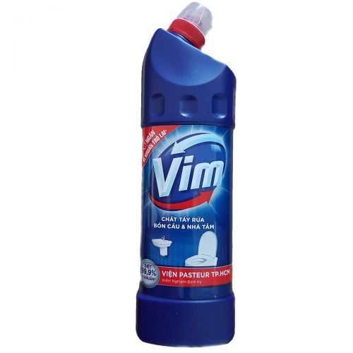 Vim Toilet Cleaner & Bathroom