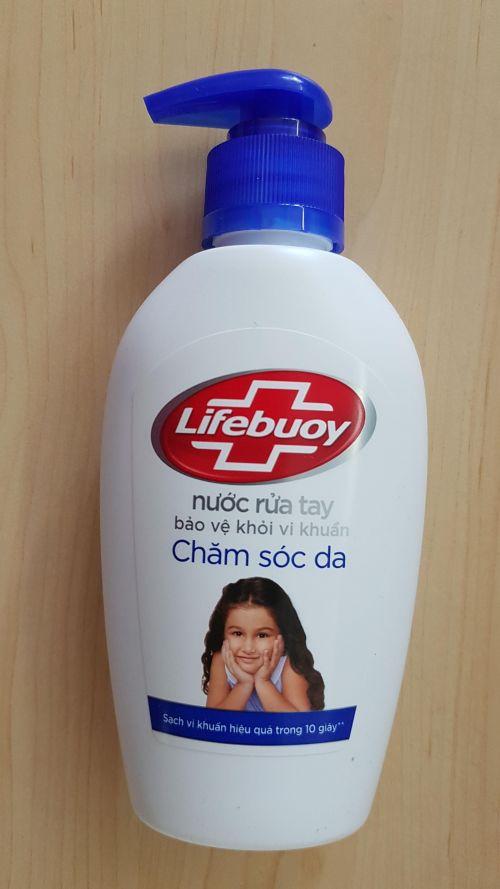 Lifebuoy Hand Washing Natural skin care skin care
