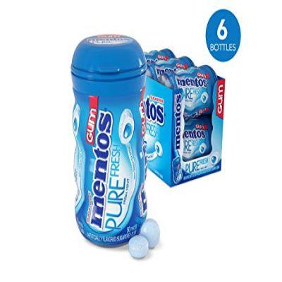 Mentos chewing gum Pure Fresh