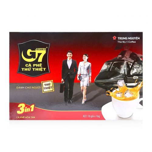 Coffee instant G7 milk