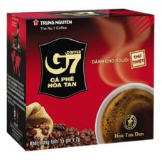 Coffee instant G7 Black
