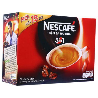 Coffee Nescafe 3 in 1 milk