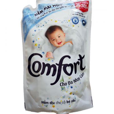 Comfort fabric conditioner for sensitive skin