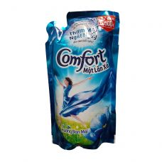 Comfort fabric softener once a day drains
