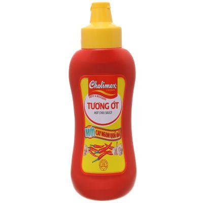 Hot Chili Sauce Cholimex 250g